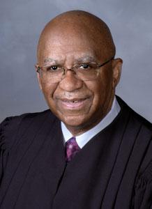 Former Chief Judge John Ruffin