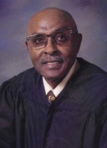 Former Chief Judge Lenwood Jackson